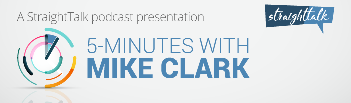 5-minutes with Mike Clark
