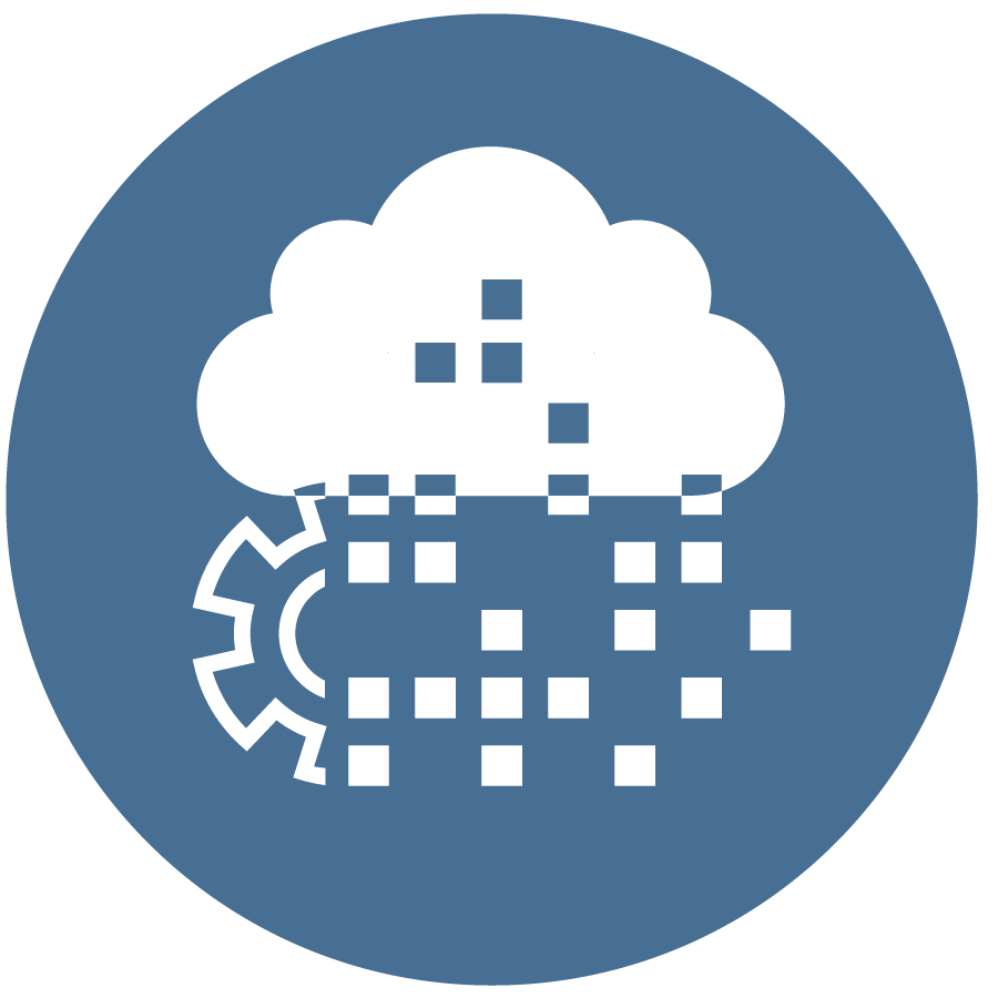 Digital Transformation Icon